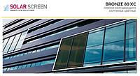 Солнцезащитная пленка Solar Screen Bronze 80 XC, светопропускаемость 11% 1.52 м