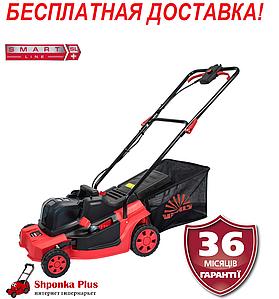 Газонокосарка акумуляторна Латвія Vitals Master AZP 3620p
