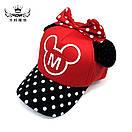 Кепка minnie mouse детская бейсболка панамка шапка головные уборы, фото 2