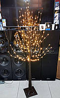 Светодиодное дерево гирлянда 1,5 м 200 led