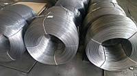 Оцинкованная проволока стальная 6,0 ГОСТ 3282-74 отпускаем от 1 м
