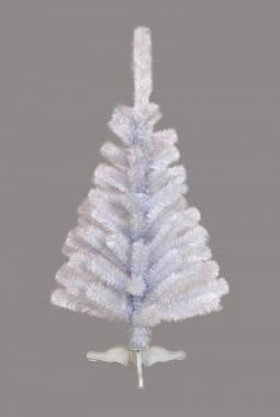Ялинка штучна новорічна 90 см, білий, ПВХ (МАГ-90/1)