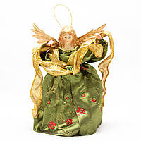 Новогодний сувенир - Феи, 18 см, зеленые (180387-1)