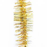 Мишура ГВС-50/2, золото, (gvs-50/2-2)