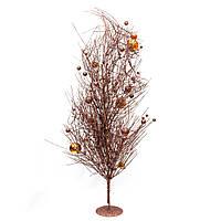 Дерево на подставке, 80см, бронза (770069-3)