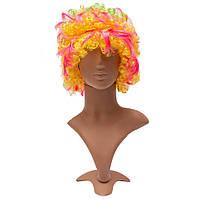 Карнавальный парик, 24*25*20 см (461028)