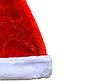 Новогодний карнавальный колпак, 58-60 см, плюш, полиэстер, красный (460298), фото 2