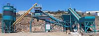 МОБИЛЬНЫЙ БЕТОННЫЙ ЗАВОД, CONSTMACH 120 м3 / час Испания -Турция