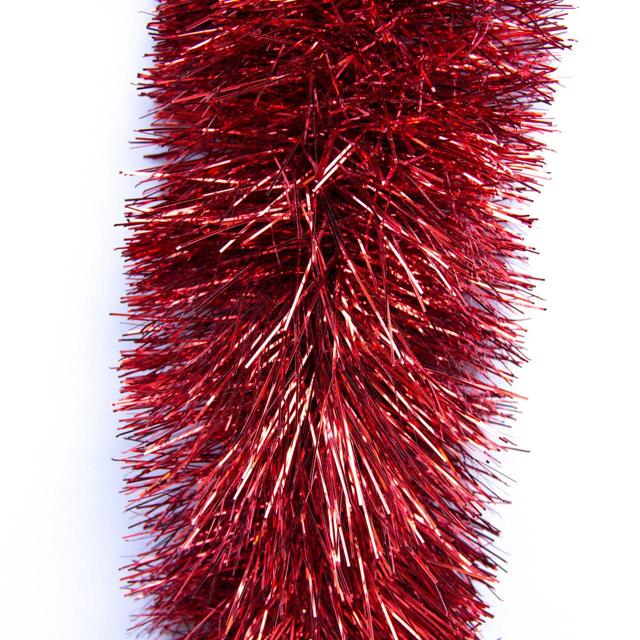 Мишура ГП-120/3, красный, (gp-120/3-3)