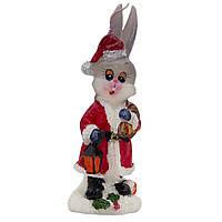 Свечка сувенирная Кролик, 13,8см (440801)