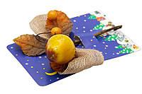 Декоративная веточка с грушами, 13 см, (450800-2)