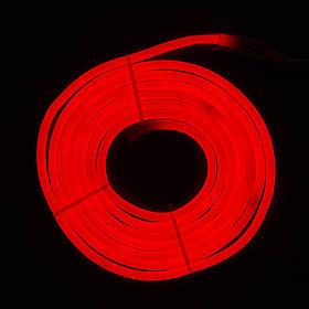 Светодиодная гирлянда Неоновая гнущаяся трубка 3м красный (950019)