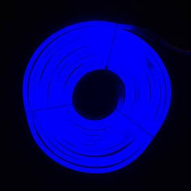 Светодиодная гирлянда Неоновая гнущаяся трубка 5м синий (950088)