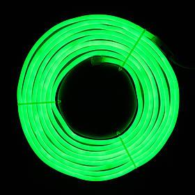 Светодиодная гирлянда Неоновая гнущаяся трубка 5м зеленый (950095)