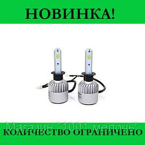 Комплект LED ламп C6 H1, фото 2