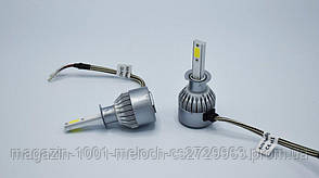 Комплект LED ламп C6 H1, фото 3