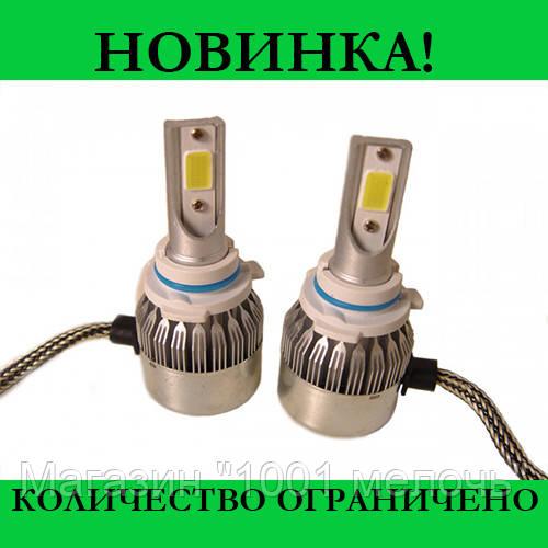 Комплект LED ламп C6 HB4/9006