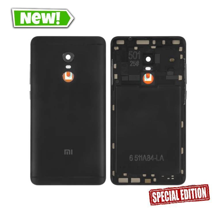 Задня кришка для Xiaomi Redmi Note 4x чорна