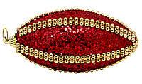 Елочное украшение в форме оливы, красный (661503-9), фото 1