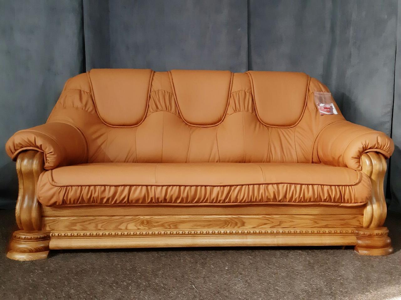 Кожаный диван Grizly, Гризли от производителя