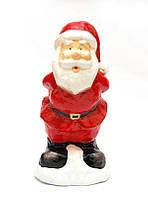 Фигурка из Папье-маше Дед Мороз с мешком 45 см (013463)