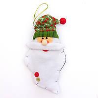 Подвесные фигурки из ткани, Дед Мороз, 20см (430482-1)