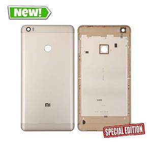 Задня кришка для Xiaomi Mi MAX Gold, фото 2