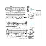 L18, 420мм, 1мкм, TTL фотоэлектрический инкрементальный преобразователь, фото 2