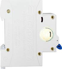 Автоматичний вимикач УКРЕМ ВА-2017/С 1р 16А АСКО, фото 3