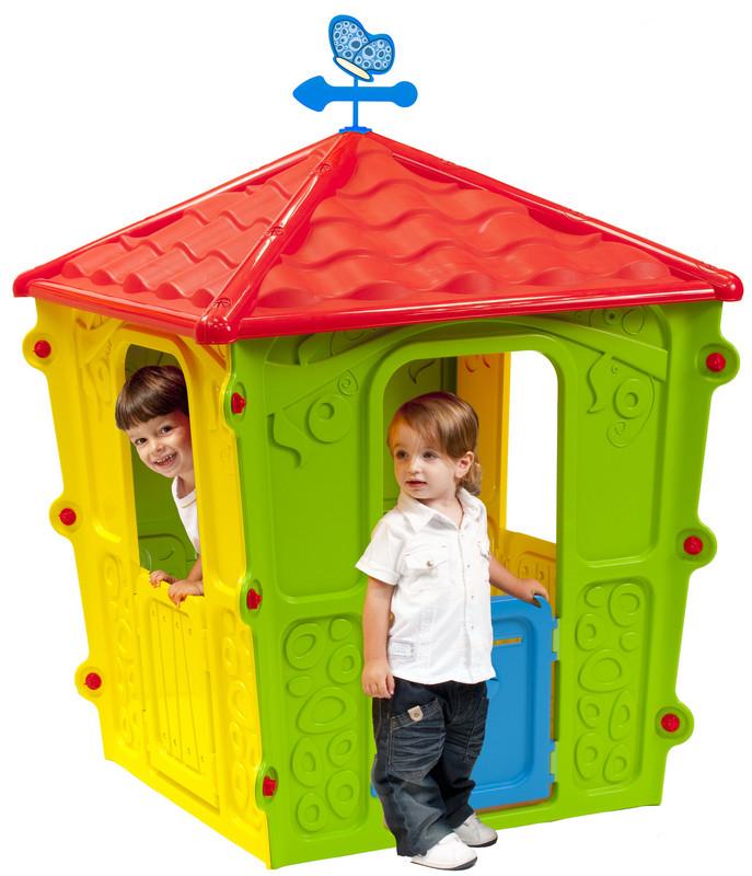 Ігровий будиночок 108х108х152 см (56-560)