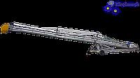 Ленточный конвейер в трубе длиной 22 метра
