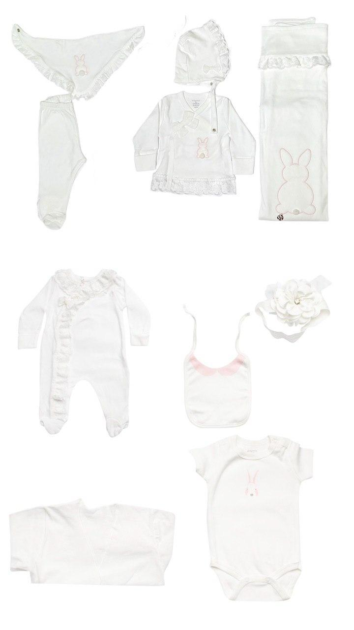 Большой набор для новорожденного