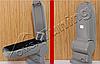 Подлокотник на Пежо 307 (серый) OmsaLine