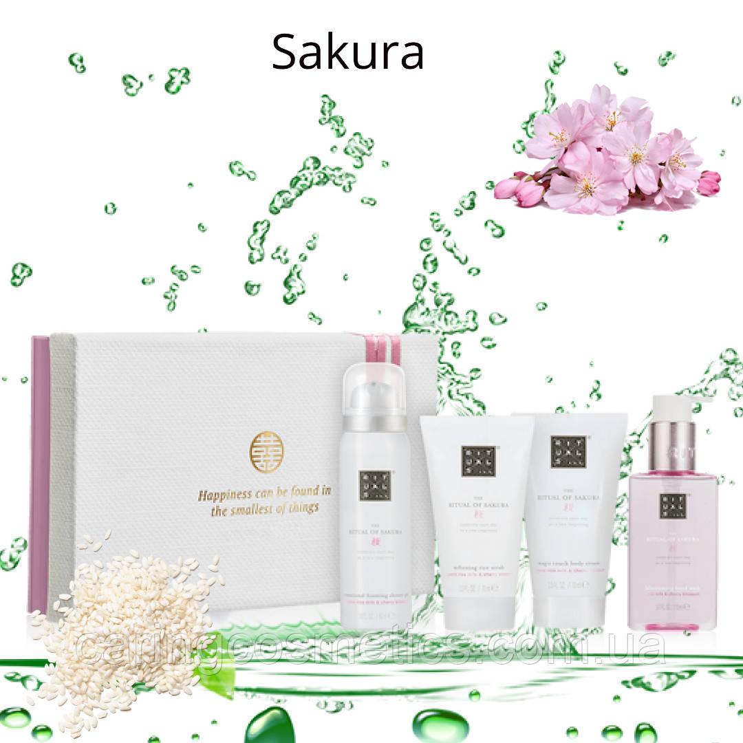 """Rituals. Подарочный набор """"Sakura"""". Ритуал Обновление (S). Производство Нидерланды"""