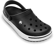 Кроксы унисекс шлепанцы Крокбенд 2 Сабо оригинал / Crocs Crocband II Clog (11989), Черные 37