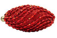 Елочное украшение в форме оливы, красный (661473-11), фото 1