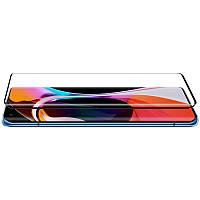 Защитное стекло для Xiaomi Mi 10 / Mi 10 Pro с изогнутыми краями (Черный)