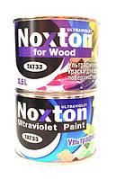 Краска ультрафиолетовая для дерева Noxton