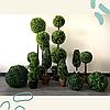 Штучне дерево Самшит, 50 см (960057), фото 2