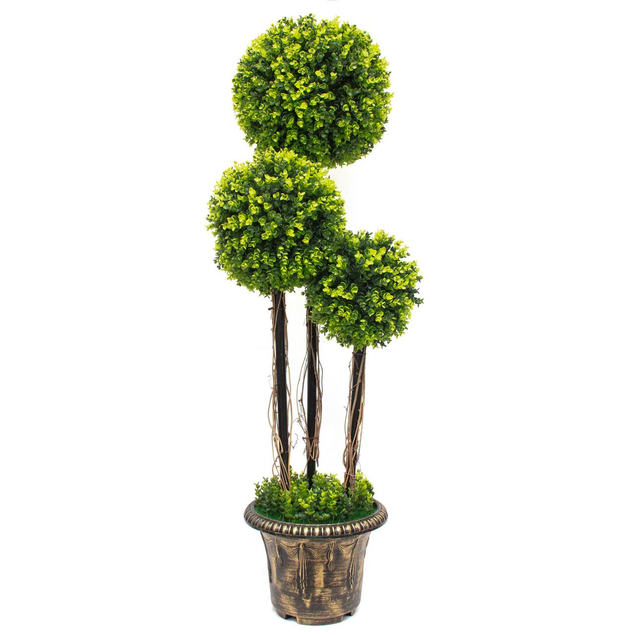 Искусственное дерево Самшит, 120 см (960101)