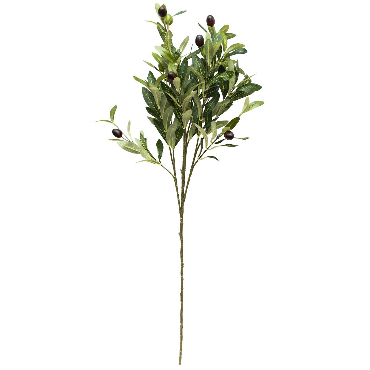 Штучна гілочка, Оливкове дерево, 76 див., (631789)