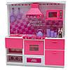 """Мебель для кукол кухня """"Сладкий дом"""" Барби, Брац, розовая, 55х9х31см (25368P), фото 3"""