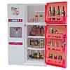 """Мебель для кукол кухня """"Сладкий дом"""" Барби, Брац, розовая, 55х9х31см (25368P), фото 4"""