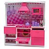 """Мебель для кукол кухня """"Сладкий дом"""" Барби, Брац, розовая, 55х9х31см (25368P), фото 5"""