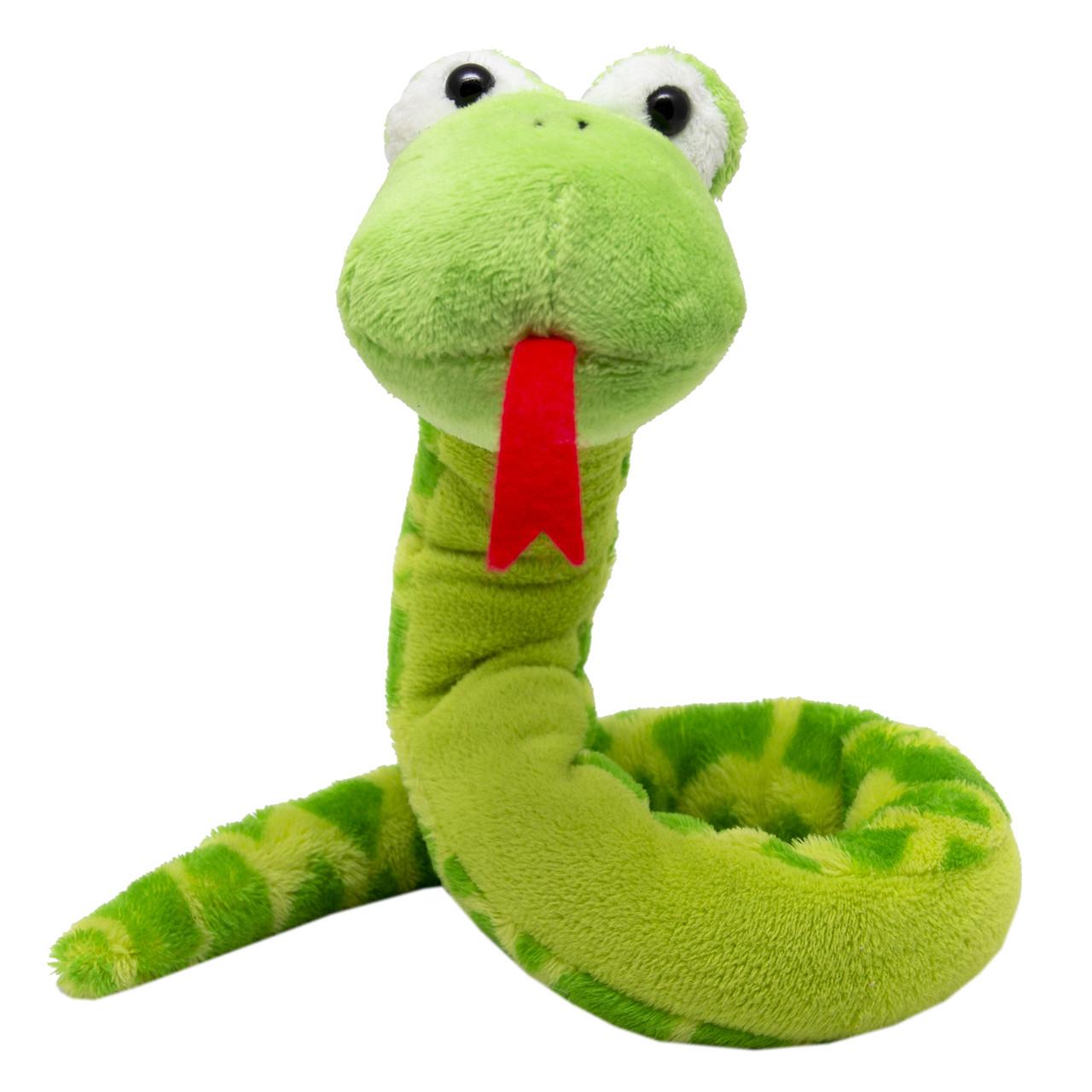 Мягкая игрушка Змея зеленая, 53 см (M1128753A-1)