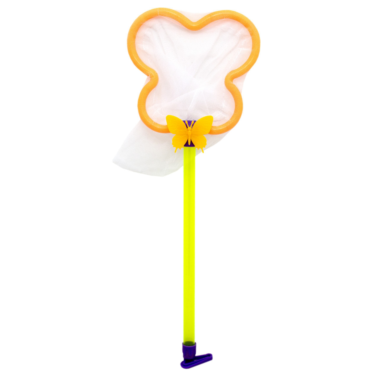 Сачок для бабочек детский в форме бабочки 50 см (DGT11012-2)