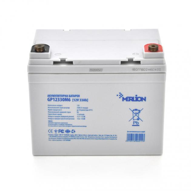 Аккумулятор для электромобилей Tesla, 12 Вольт 33 Ач (MERLION MLTS12330M6).