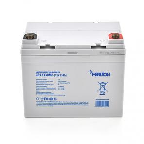 Аккумулятор для электромобилей Tesla, 12 Вольт 33 Ач (MERLION MLTS12330M6)., фото 2