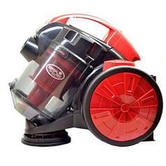 Пылесос без мешка Domotec MS-4405 1200W Black/Red
