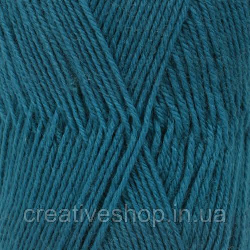 Пряжа Drops Fabel (цвет 105 turquoise)